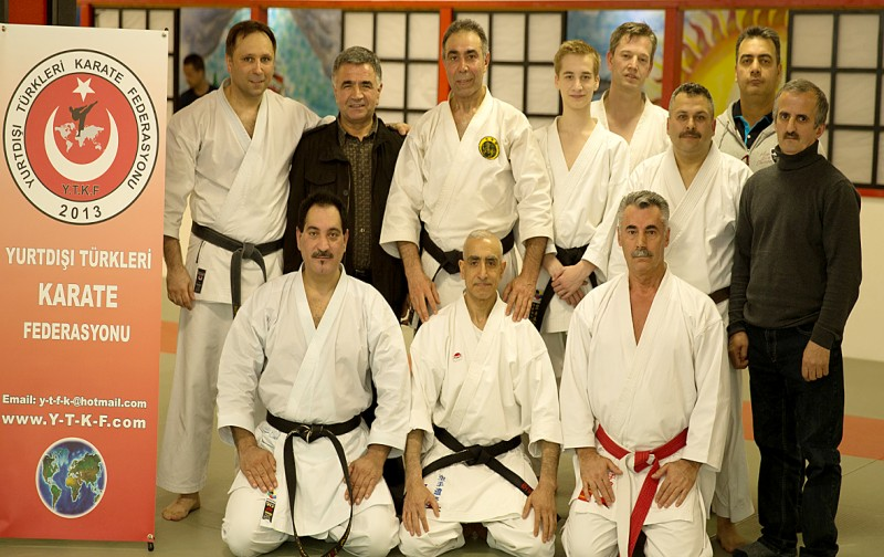 Karate Federasyonu'na Hannover'den Destek