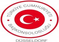 Düsseldorf Başkonsolosluğu seçimler konusunda duyuru yaptı