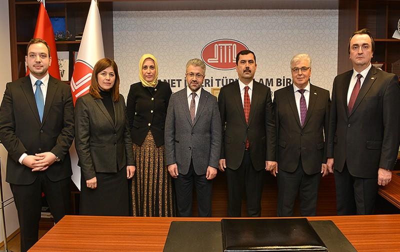 DİTİB Yeni Yönetim Kurulu'nu Seçti.