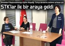 Türkçe dersleri için seferberlik