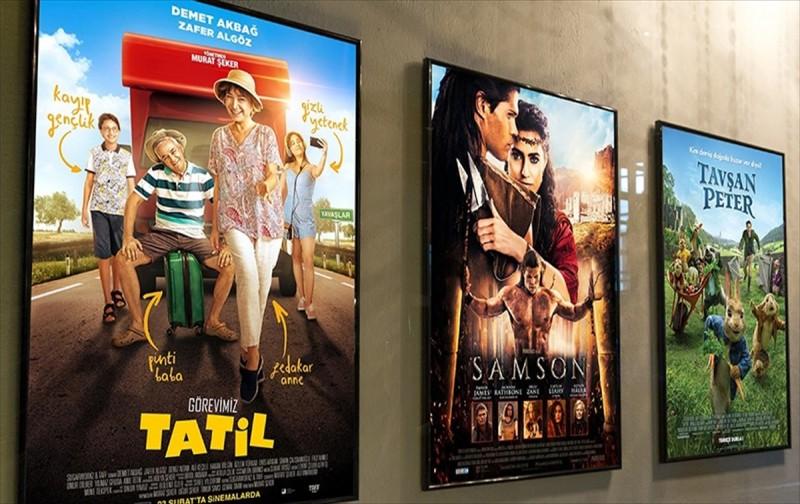 8 film vizyona giriyor