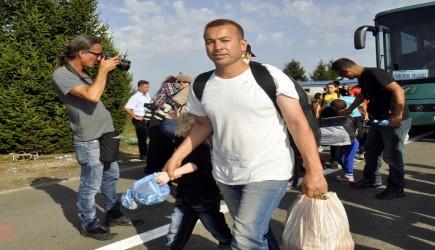 Avrupa'da sığınmacı krizi
