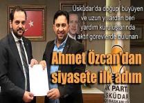 Ahmet Özcan: