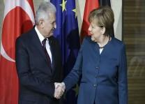 Almanya ile işbirliğinin devamında mutabık kalındı