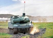 ALTAY tankı için iddialı hedef