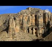 Anadolu'nun 'Büyük Kanyonu': Levent Vadisi