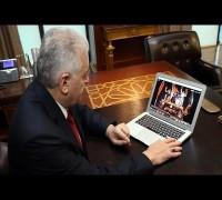Başbakan Yıldırım 'AA'nın Yılın Fotoğrafları' oylamasına katıldı