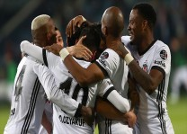 Beşiktaş 3 puana ikinci yarıda uzandı