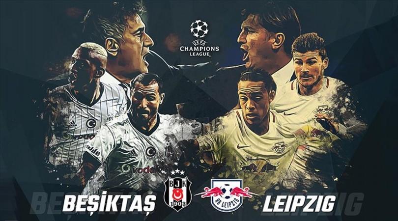 Beşiktaş Avrupa kupalarında 198. maçına çıkıyor