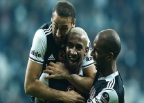 Beşiktaş`ın üç silahşörü
