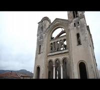 Bilecik'teki Aya Yorgi Kilisesi turizme kazandırılacak