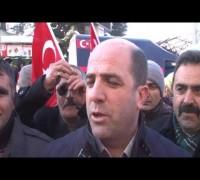 Bingöl, Van, Hakkari ve Mardin'de binlerce vatandaş terörü lanetledi