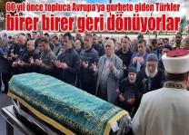 Trabzonlu Hasan Sancak Almanya'da vefat etti