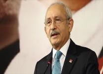 CHP Genel Başkanı Kılıçdaroğlu: Terör örgütlerine destek verilmesini asla kabul edemeyiz