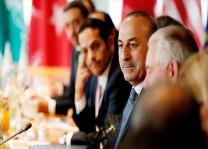 Dışişleri Bakanı Çavuşoğlu'nun Almanya'daki yoğun diplomasi trafiği