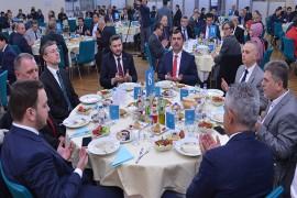 DİTİB'in iftar sofrası her kesimden insanı bir araya getirdi