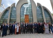 Başkan Türkmen, DİTİB personeli ile bayramlaştı