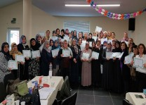DİTİB'den bayanlara cenaze yıkama ve kefenleme semineri