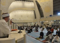 Köln DİTİB Merkez Camii'nde Mevlid Kandili idrak edildi