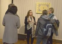 Köln'de hüsn-i hat sergisi açıldı