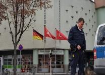 Cami yönetiminden hassasiyet gösteren Mannheim polis teşkilatına teşekkür