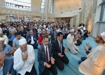 DİTİB'de Ramazan Bayramı Coşkusu