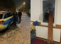 Yeni yılın ilk gününde camiye saldırı