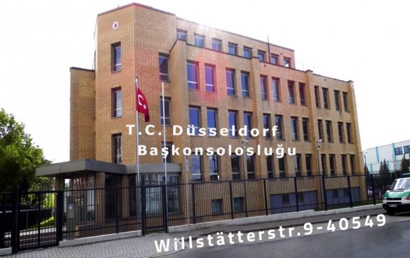 Düsseldorf Başkonsolosluğu ''Sekreter'' arıyor