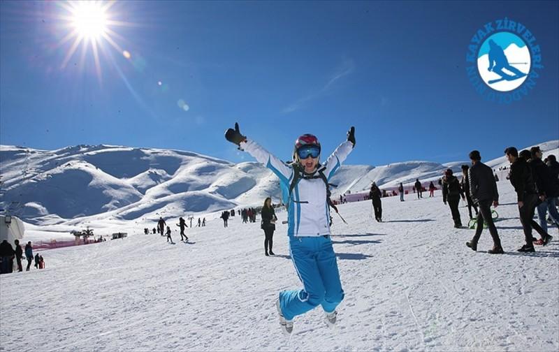 Ege`nin kayak merkezi: Denizli