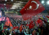 Erdoğan'ın müjdeleri Avrupa'daki Türkler'i memnun etti