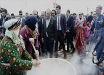 Etnospor Festivali'ne ziyaretçilerden yoğun ilgi