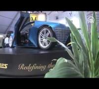 Fas'ın 650 beygirlik yeni elektrikli otomobili: Jadiat