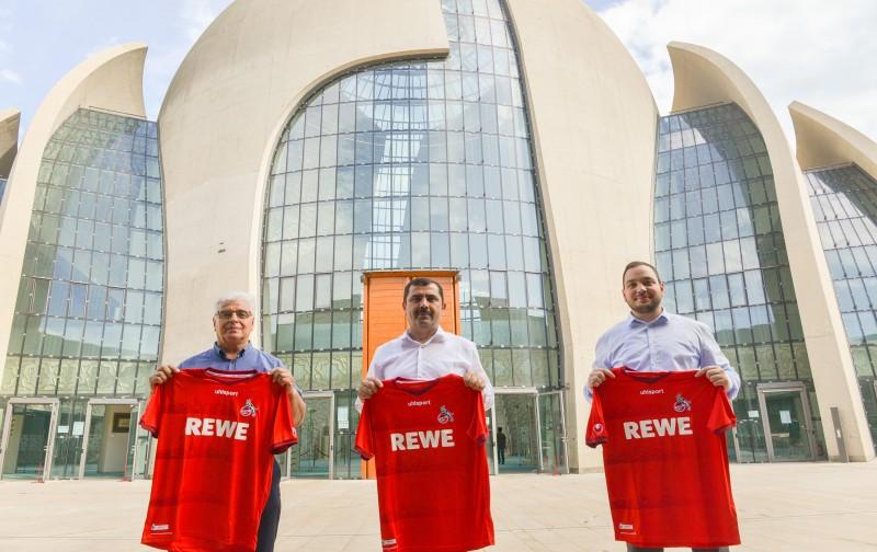Türkmen'den FC Köln Kulübü'ne teşekkür mektubu