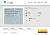 Frankfurt`ta Türkçe dersi için imza kampanyası