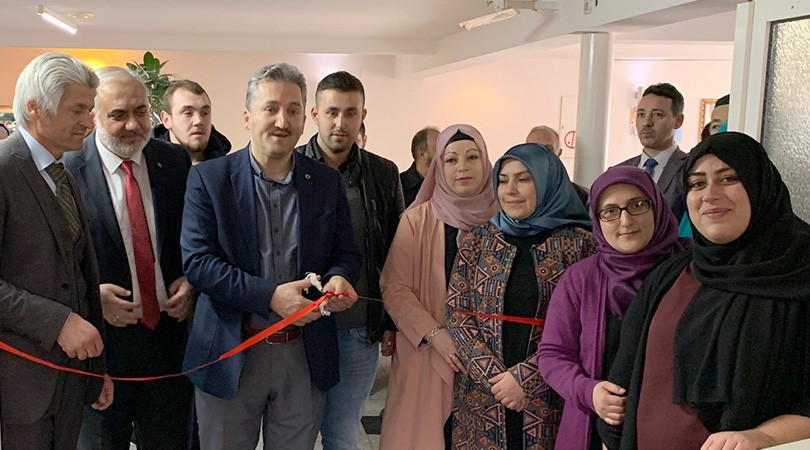 Gaggenau'da Gençlik Merkezi açıldı