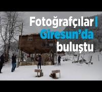 Giresun'un doğal güzellikleri fotoğrafçılarla buluştu