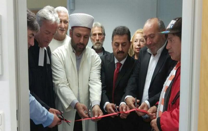 Landsberg am Lech Hastanesi'ne mescid açıldı