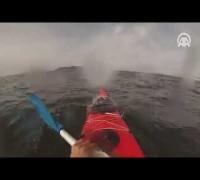 Hedefi Atlas Okyanusu'nu geçen en genç Türk olmak