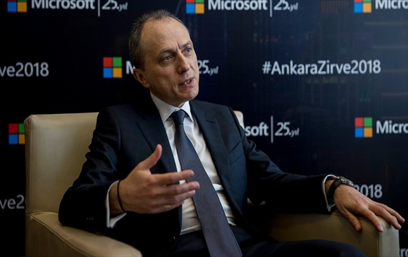 Hedefimiz, Türkiyede milyar dolarlık Türk yazılım şirketi oluşturmak
