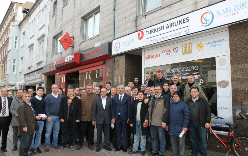 KAM 2000 Duisburg'a 2. bürosunu açtı
