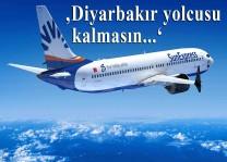 SunExpress'in Avrupa-Diyarbakır uçuşları başladı