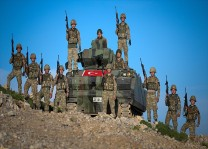 Irak'ın kuzeyi Mehmetçik'e emanet