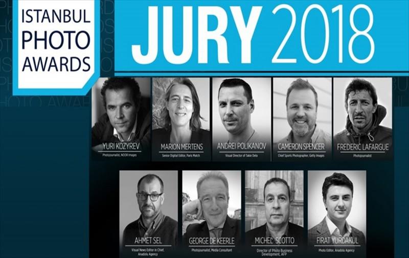 Istanbul Photo Awards 2018 jürisi belli oldu