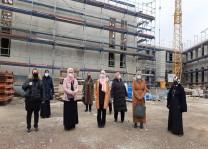 Monheim Camisine kadınlardan destek