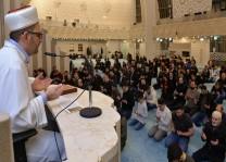 Köln DİTİB Merkez Camii'nde Regaib Kandili Coşkusu