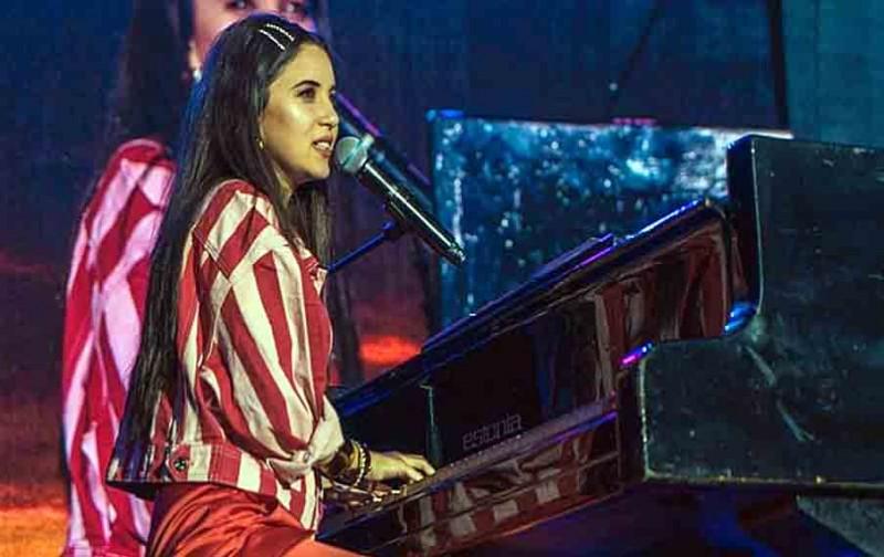 Karsu Dönmez Litvanya'da konser verdi