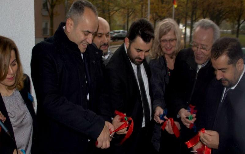 Kültür Köprüsü hizmete açıldı