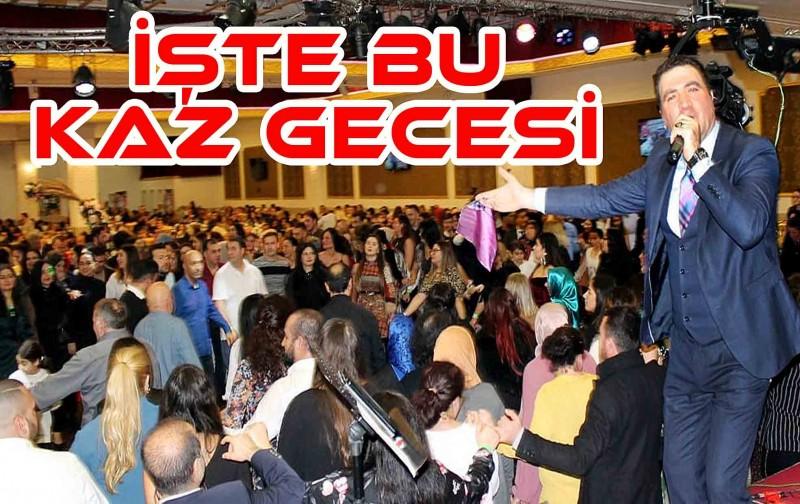 Başkan Ercan Özcan'ı mutlu eden kalabalık