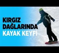 Kırgızistan'da kış turizmi