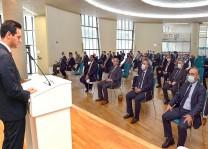Köln'de 2021-2022 eğitim-öğretim yılı açılış programı yapıldı